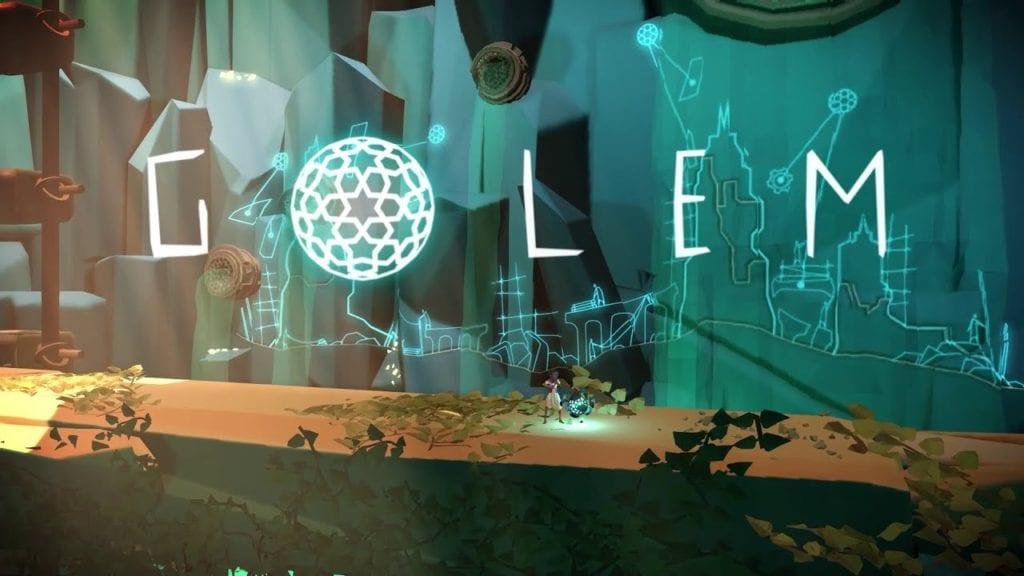 Longbow Games reveals adventure puzzler Golem