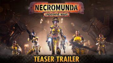 Necromunda: Underhive Wars trailer and info revealed