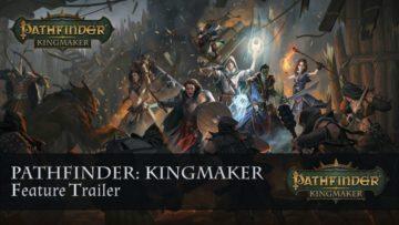 Rpg Pathfinder: Kingmaker Releasing Summer 2018 – New Features Trailer