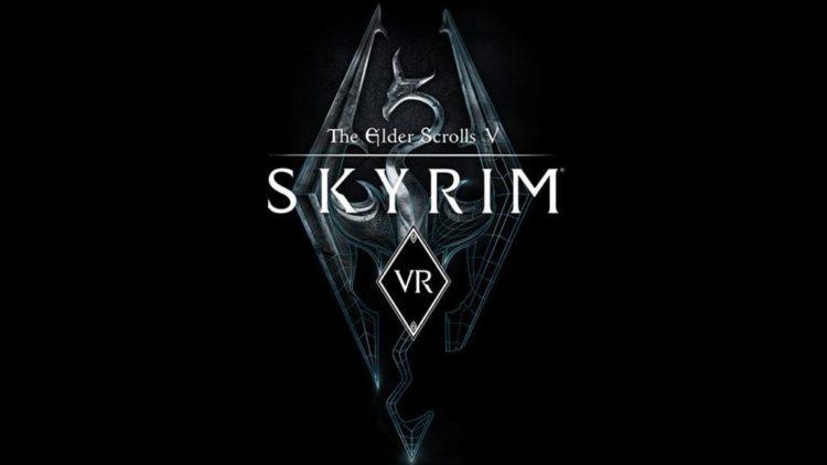 Skyrim VR heading to PC in April