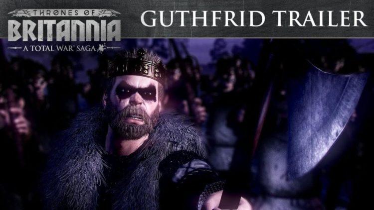 Total War Saga – Thrones of Britannia Northymbre Trailer – Meet Guthfrid