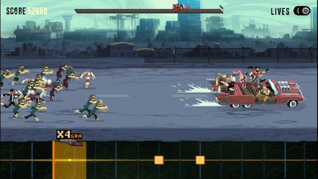 Double Kick Heroes 1