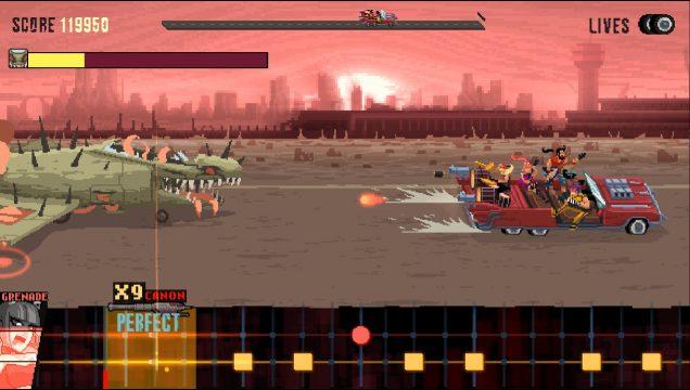 Double Kick Heroes 5