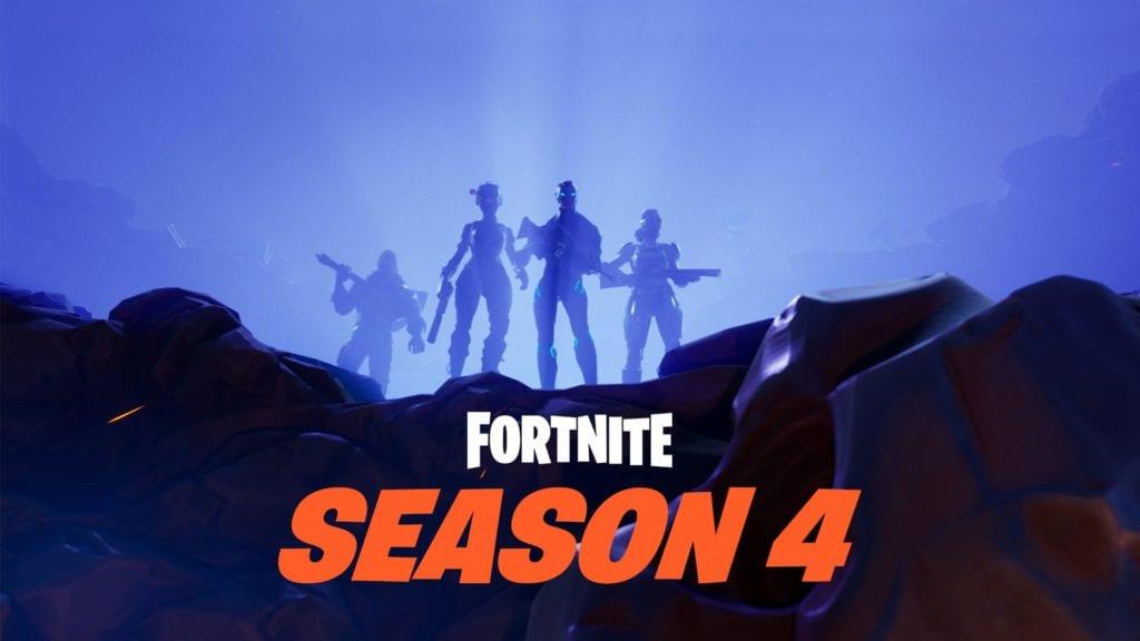 Fortnite Season 4 is live – Here's what's new