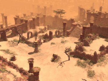 Grim Dawn's Forgotten Gods expansion Korvan Plateau region revealed
