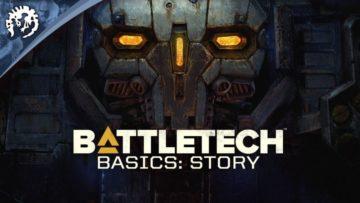 Battletech Story Trailer Sets The Scene