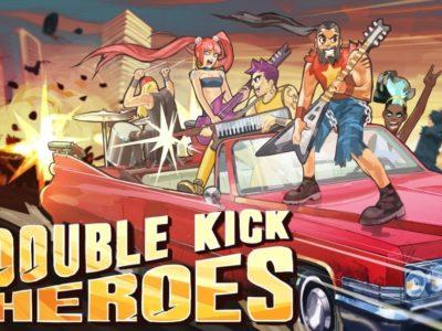 Double Kick Heroes Blade