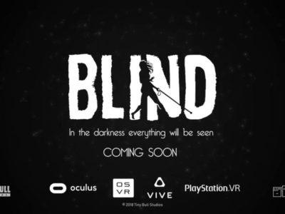 Psychological Thriller Blind Releases This Spring