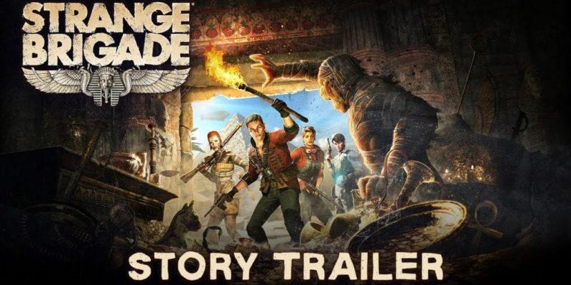 Rebellion's Strange Brigade Gets A Release Date