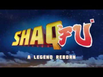 Shaq Fu: A Legend Reborn releasing in June