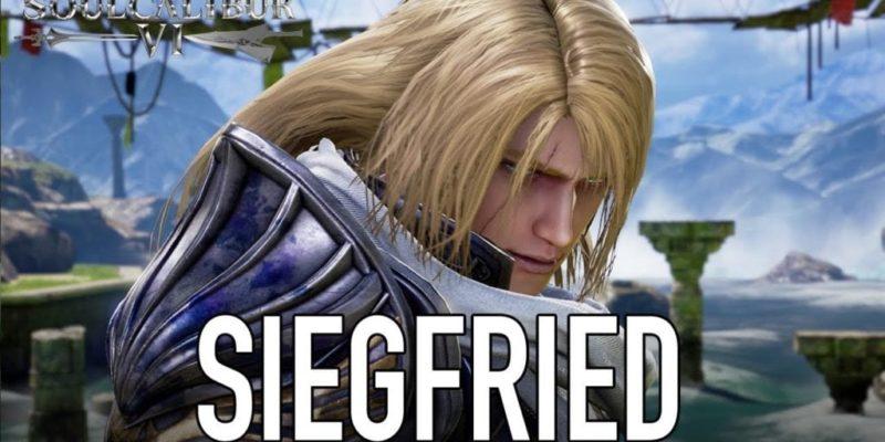 Siegfried Joins Soulcalibur Vi Roster