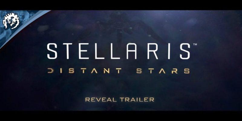 Stellaris' Next Update Is Distant Stars Adding Mysterious Space