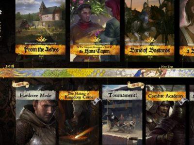 Kingdom Come Deliverance Roadmap