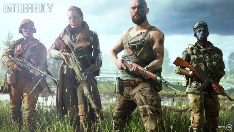 All the Battlefield V details revealed