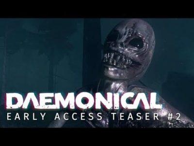 Asymmetrical Multiplayer Horror Title Daemonical Alpha Starts Next Week