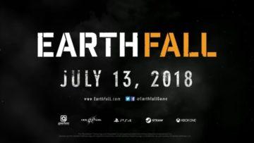 Co-op shooter Earthfall gets release date