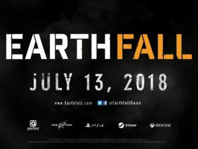 Co Op Shooter Earthfall Gets Release Date