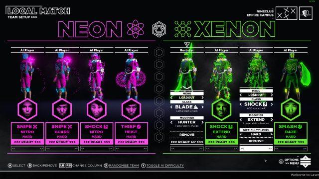 Laser League 4