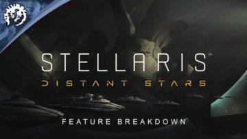 Stellaris: Distant Stars Releases Next Week