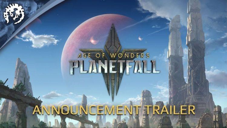 Triumph Studios announces Age of Wonders: Planetfall