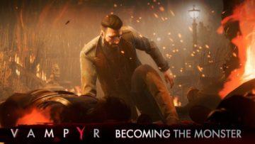 Vampyr Gets New Gameplay Trailer