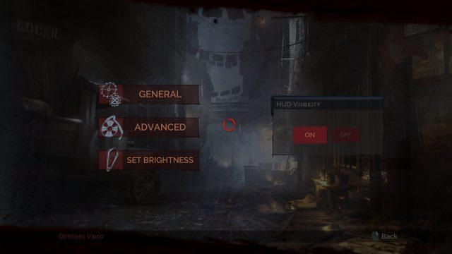 Vampyr Options 1