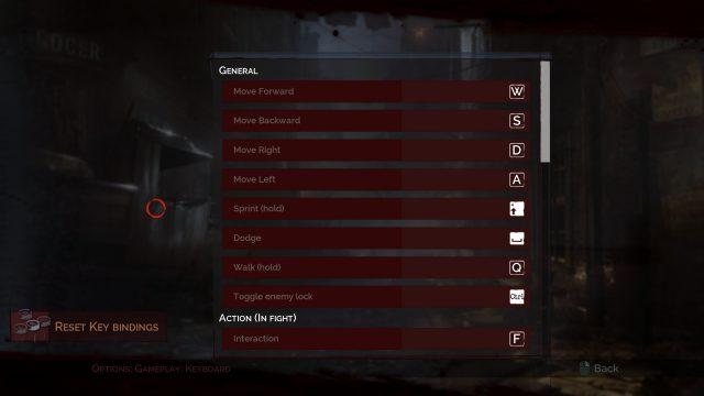 Vampyr Options 5