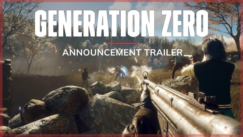 Avalanche Announces Open World Game Generation Zero