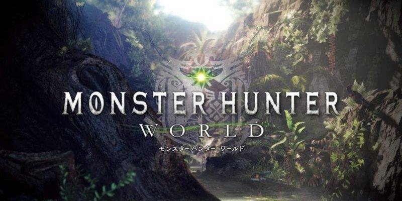 11 Minutes Of Impressive Monster Hunter World Gameplay Footage