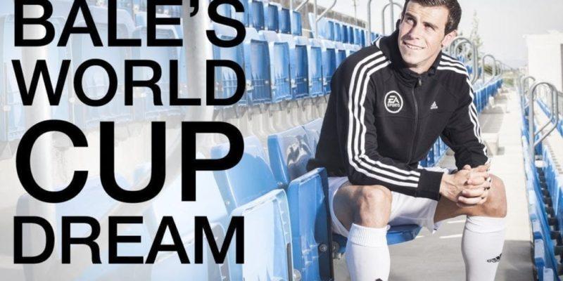 2014 Fifa World Cup Brazil 'gareth Bale's World Cup Dream' Video