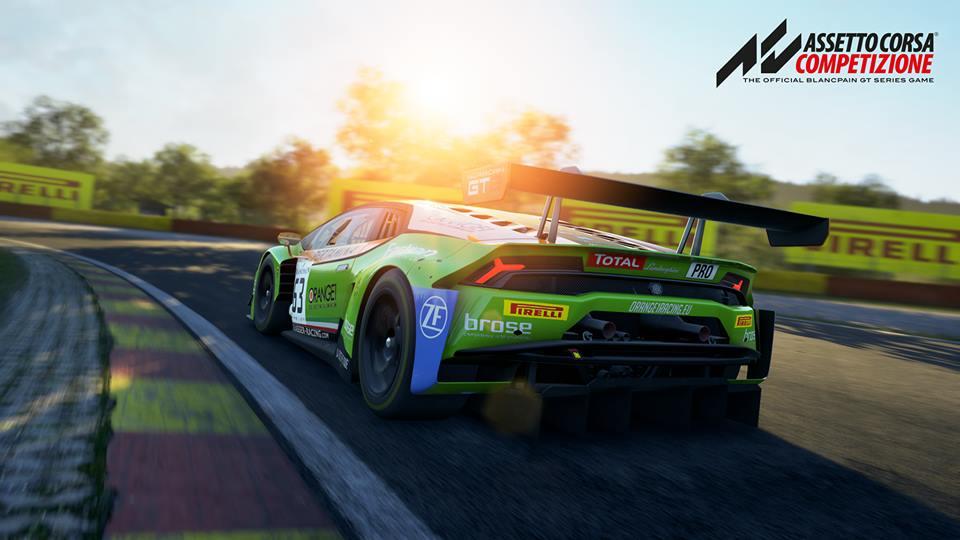 Assetto Corsa Competizione 3