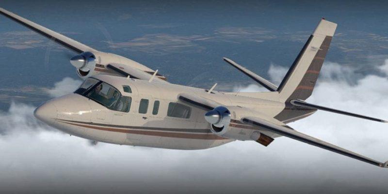 Carenado Xplane 11 690b Turbo Commander