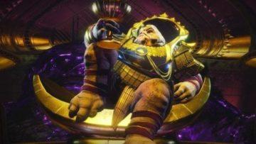 Destiny 2 Calus Leviathan Raid