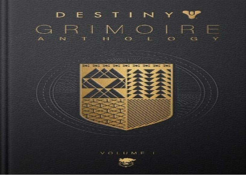 Destiny Grimoire Anthology Lore Bungie
