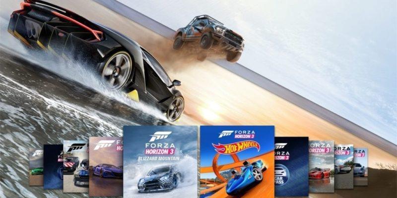 Forza Horizon 3 Platinum Plus Expansion Bundle