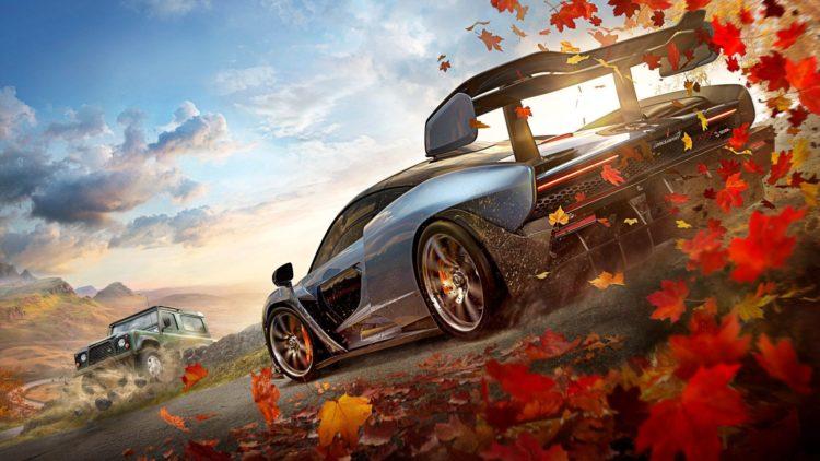 Turn 10 shows off new Forza Horizon 4 footage, talks Motorsport 7 update details