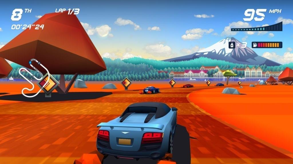 Horizon Chase Turbo 1