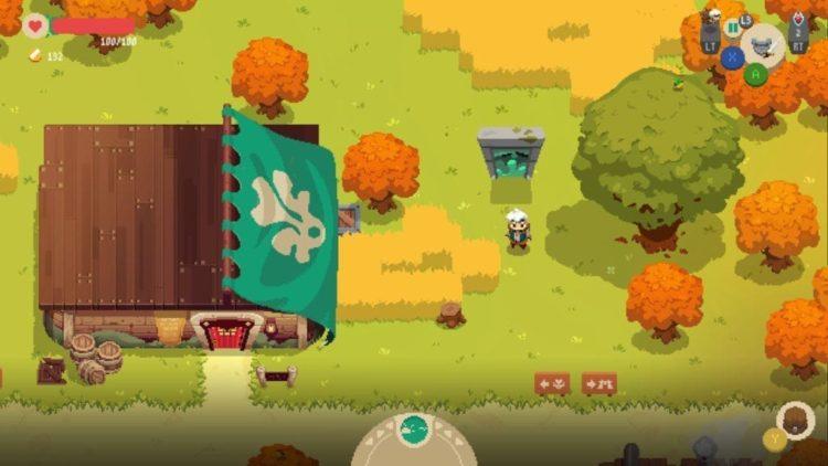 New Moonlighter update adds additional rooms, treasure