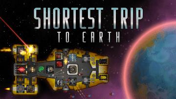 Shortest Trip To Earth Logo