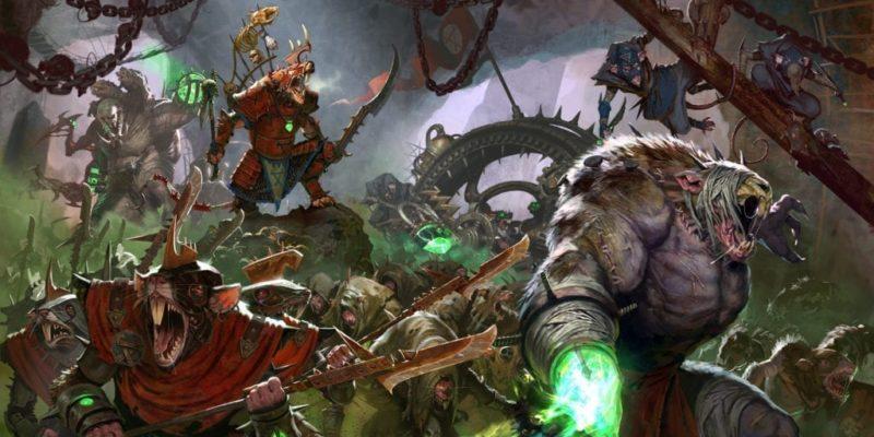 Total War Warhammer Fantasy Skaven End Times