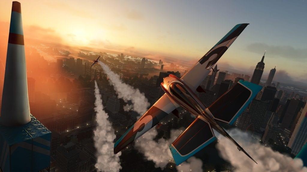 The Crew 2 Air Race