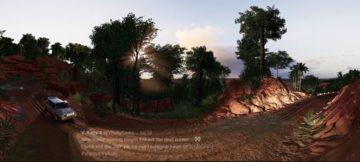 V Rally 4 Lancia Desert