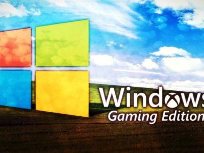 Windows Gaming Edition 2