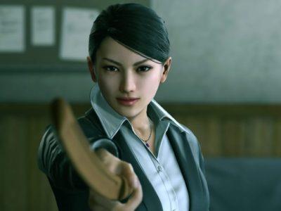 Yakuza Kiwami 2 Kaoru