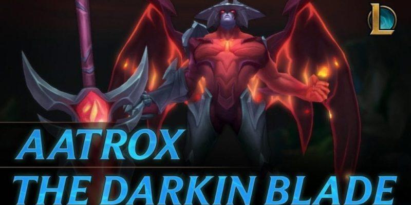 Aatrox Is The New Riven? Aatrox Rework Preview