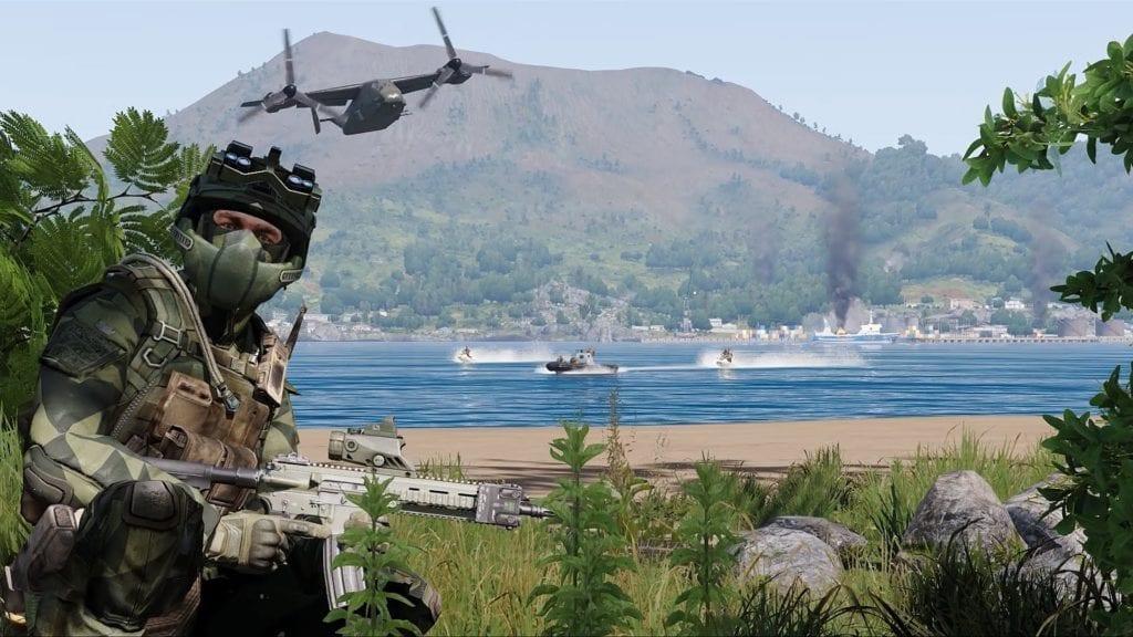 Arma 3 Apex – Launch Trailer