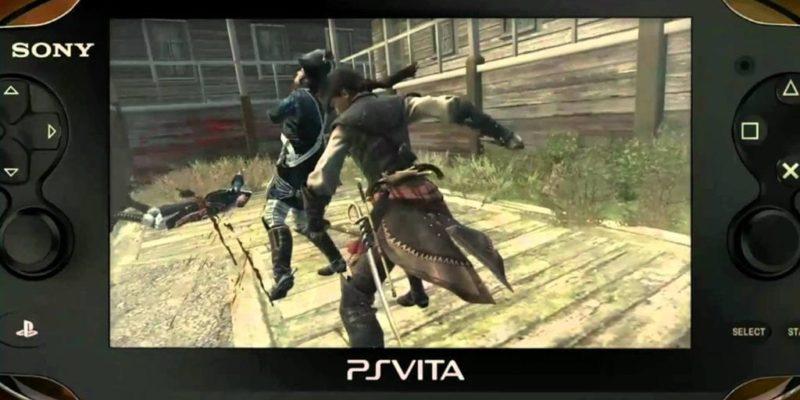 Assassin's Creed 3 Liberation Trailer For Vita