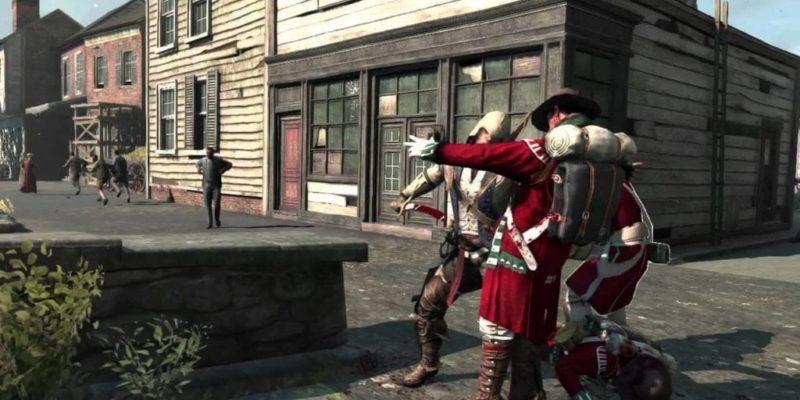 Assassin's Creed 3 Lost Mayan Ruins Trailer