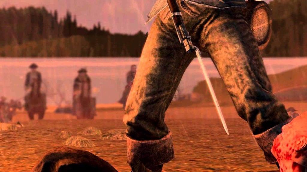 Assassin's Creed 3   Tyranny Of King Washington Trailer