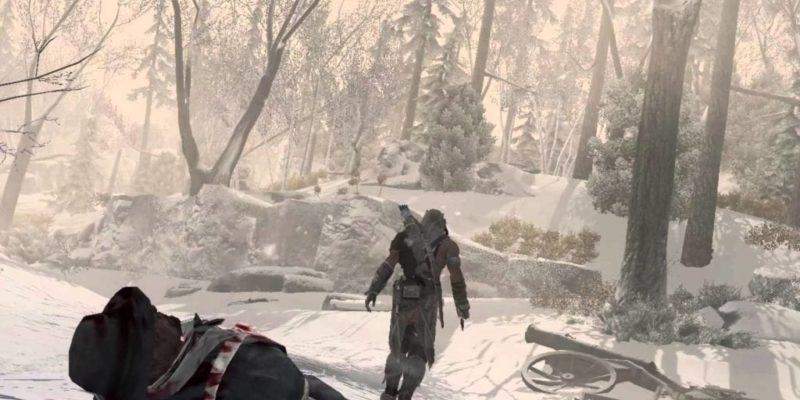 Assassin's Creed Iii – Tyranny Of King Washington | Wolf Power Trailer